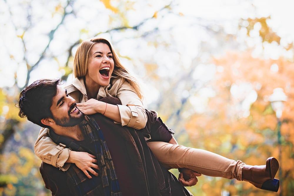Fall Romantic Getaways in WV