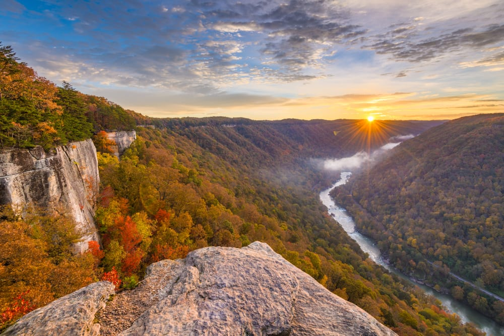 Top Outdoor Fall Activities in West Virginia