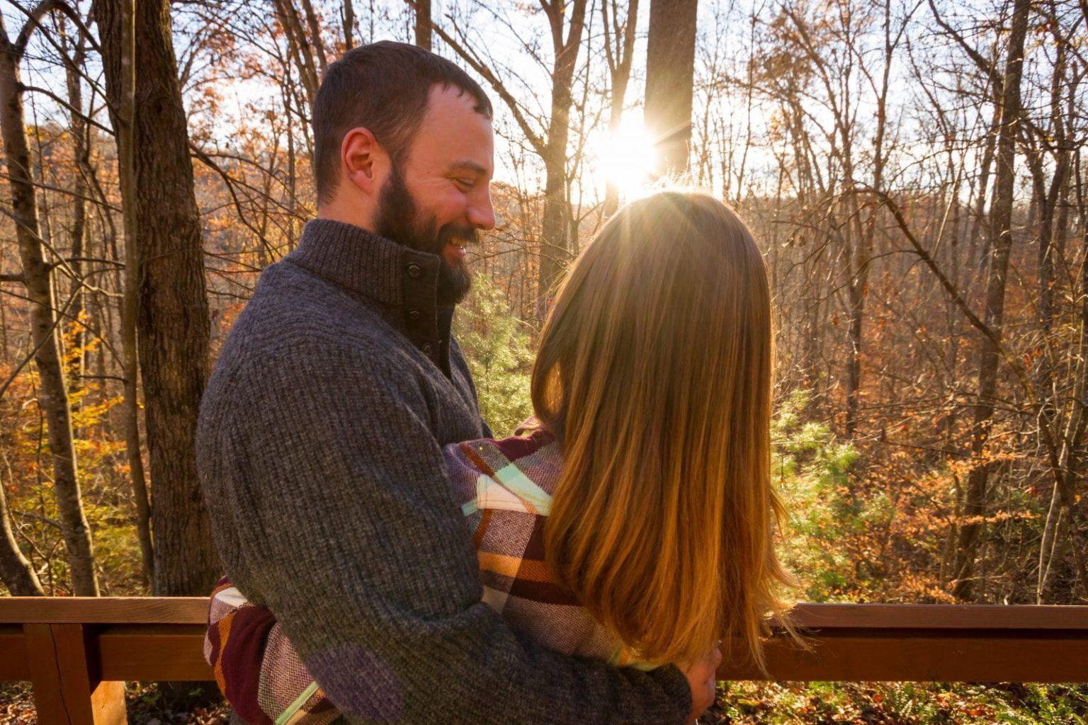 Honeymoons and Romantic Getaways in WV