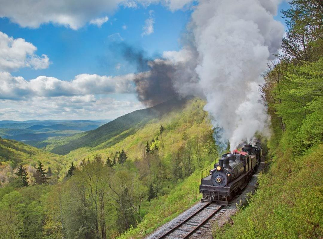 Cass Scenic Railroad Experience Gift