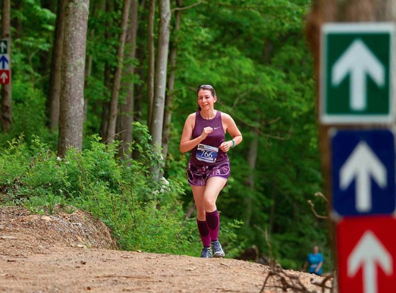 West Virginia Trail Race: Wonderland Mountain Challenge