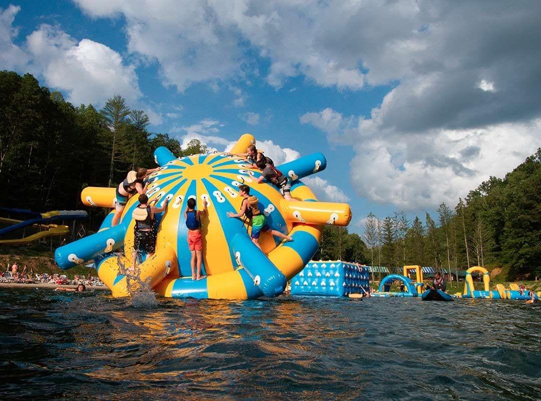 Wonderland Waterpark experience gift