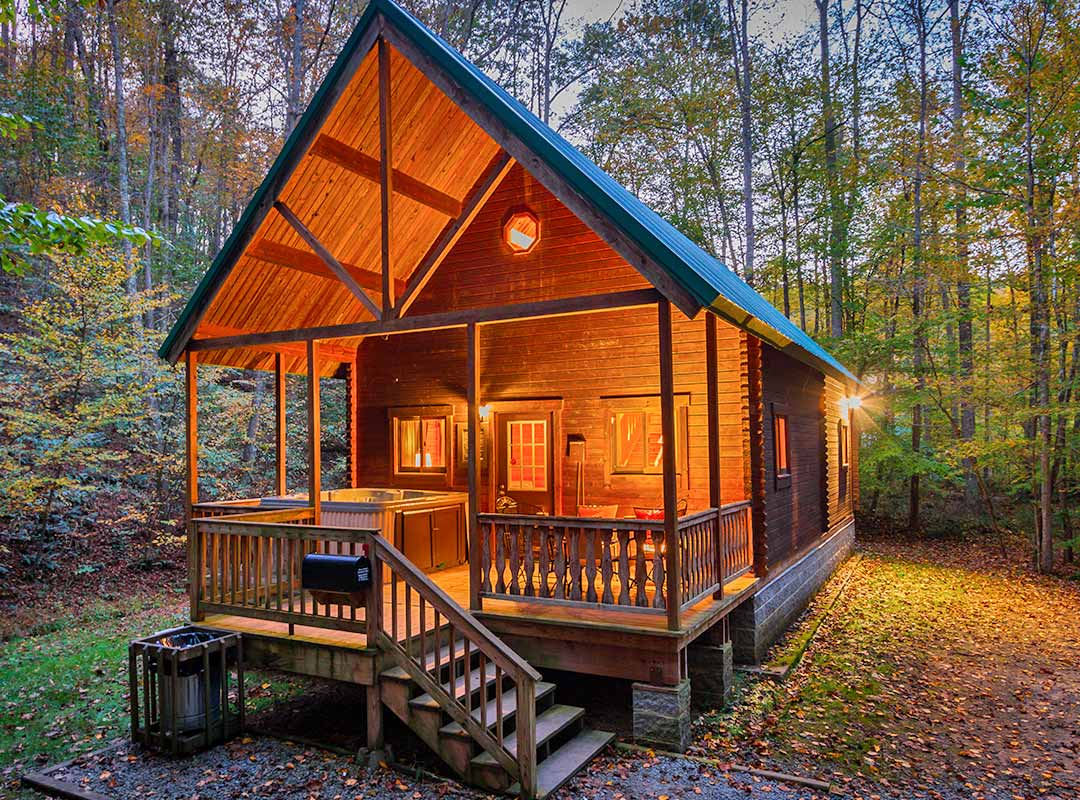 The Top West Virginia Log Cabins