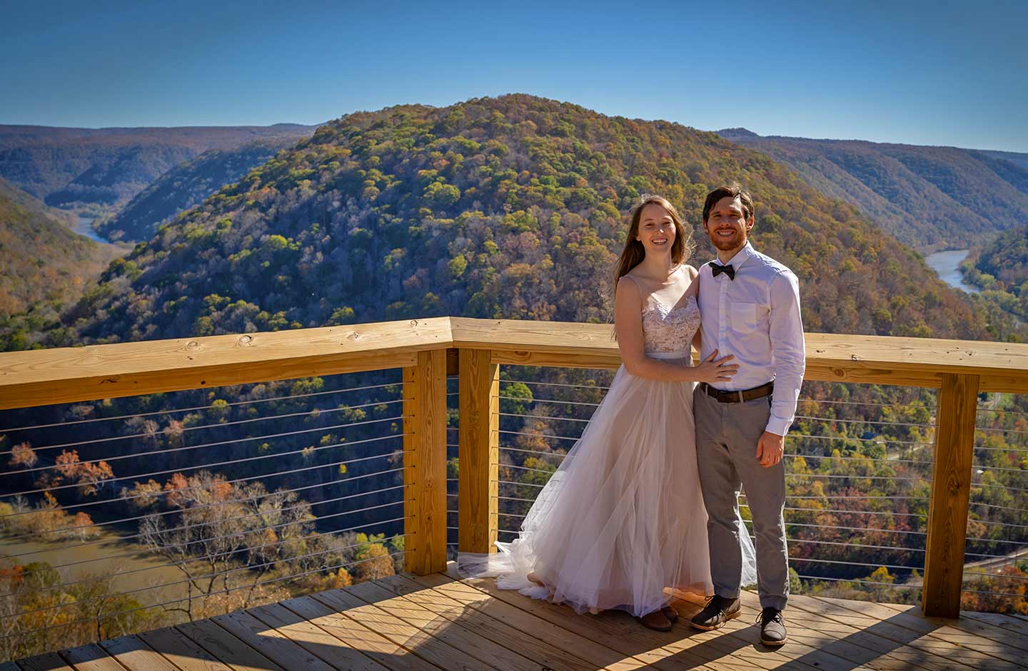 Runaway to the Mountains: Elopement Package