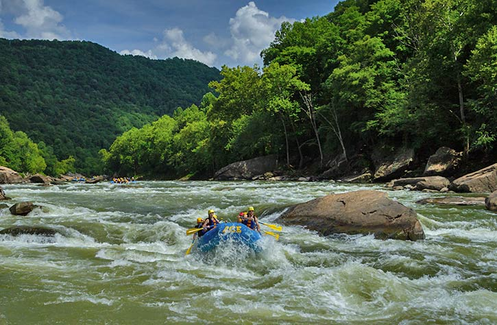 4th of July Whitewater Rafting Deal – Save Up To $30 Each!