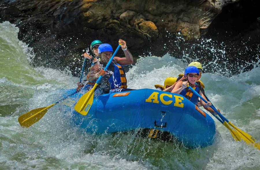 The Family Pack: Private Rafting Trip, Lower New River Gorge