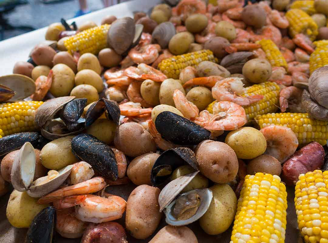 Labor Day Clam Bake