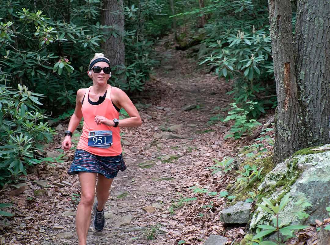 Gorgeous Trail Run Trail Review
