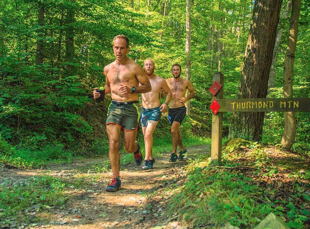 Thurmond runners
