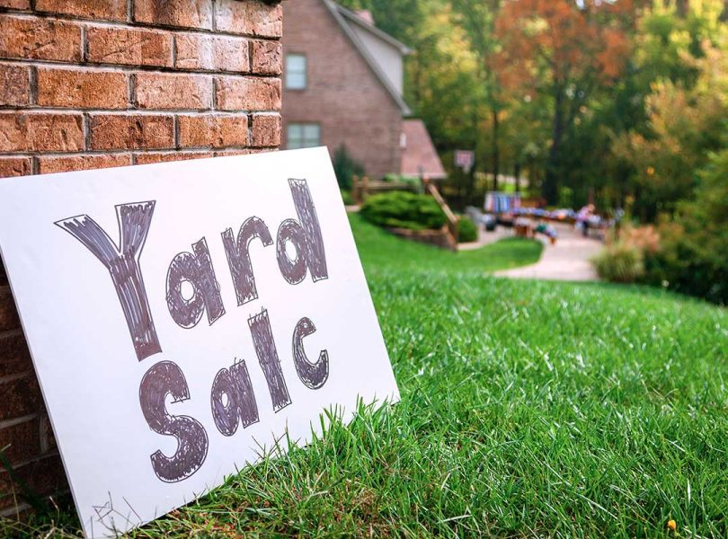 ACE Labor Day Yard Sale