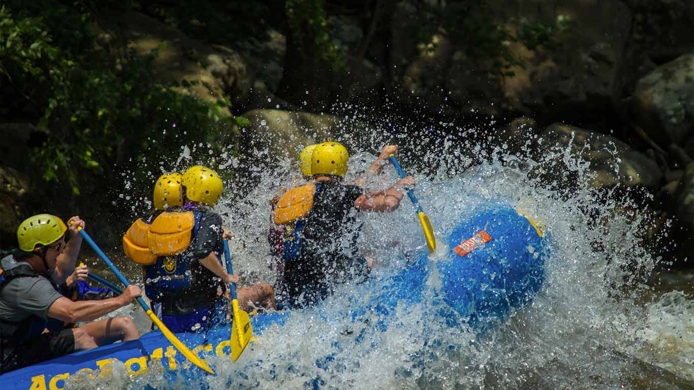 Lower New River Gorge Rafting
