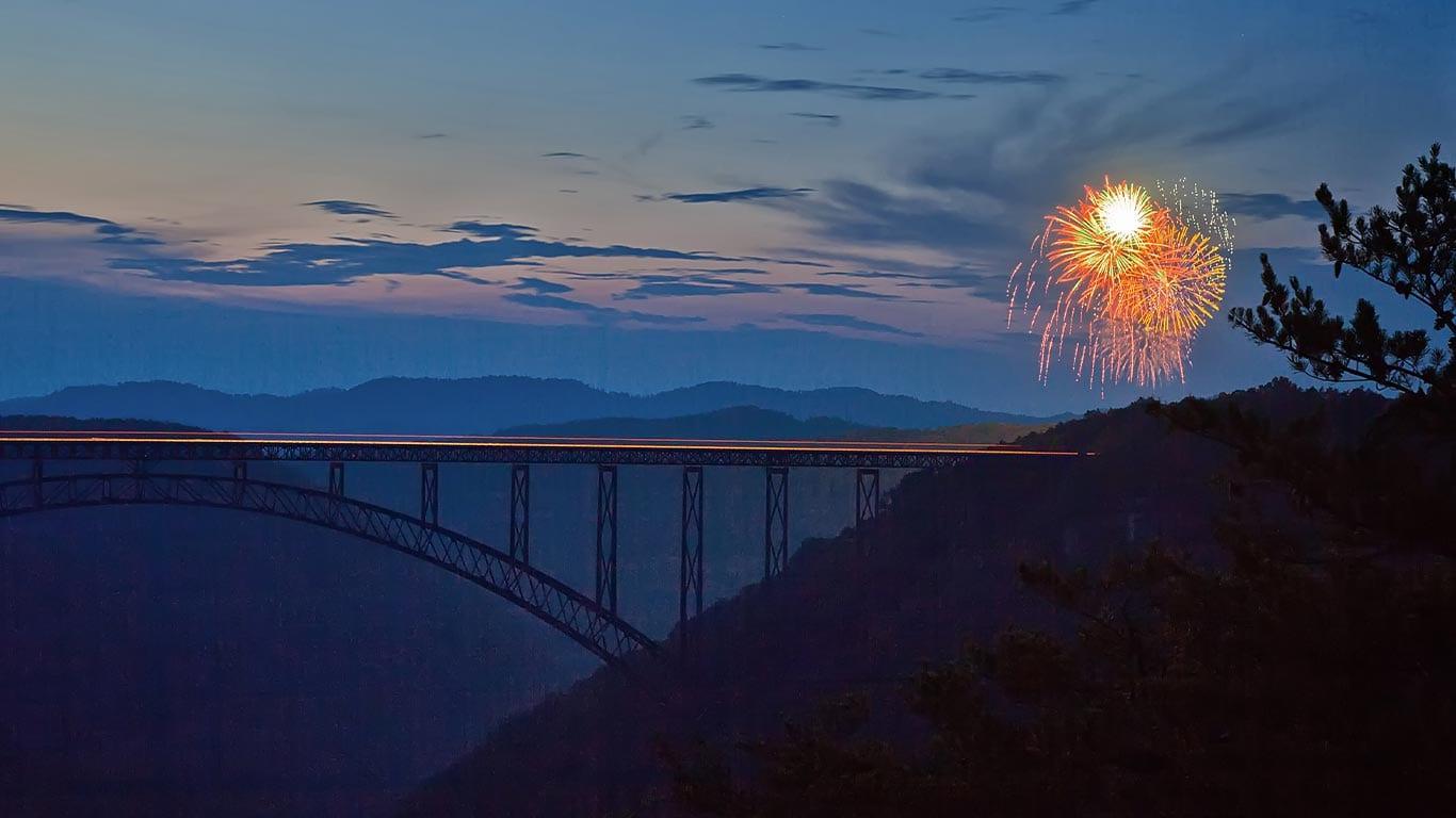10 Amazing New River Gorge Bridge Facts
