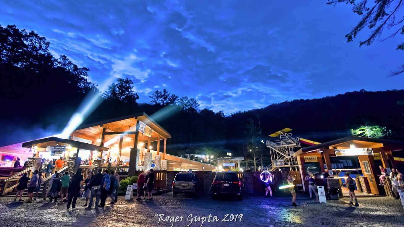 Live Music at New River Gorge Festival