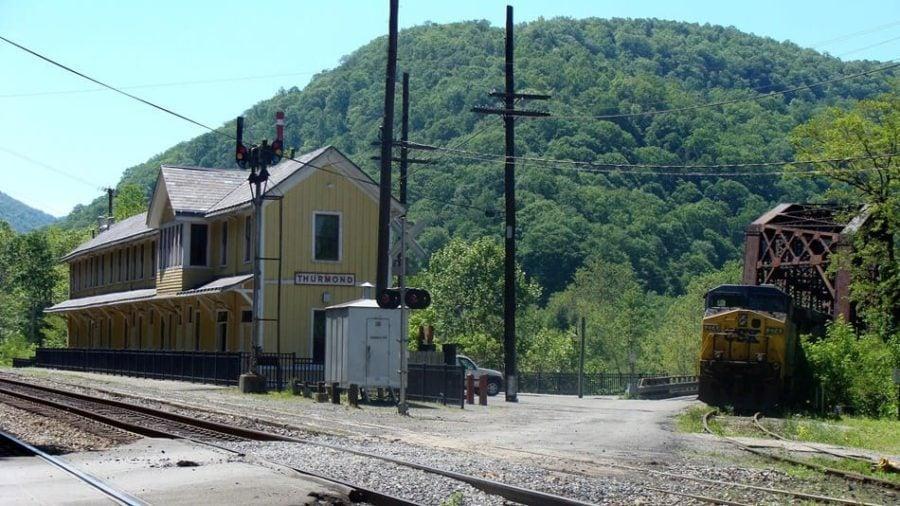 History of Thurmond, West Virginia