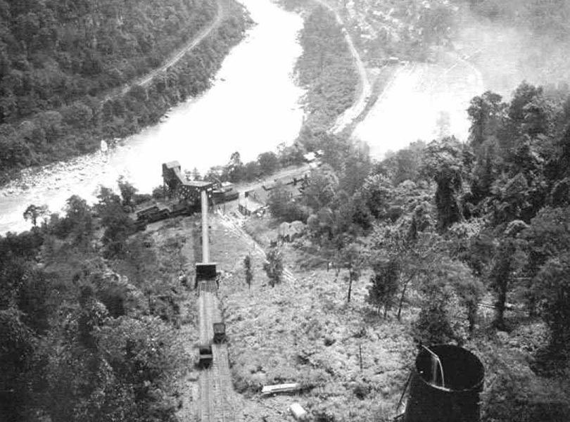 Kaymoor Miner's Trail