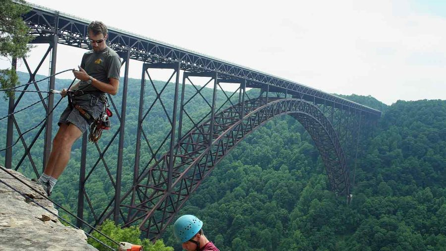About New River Gorge Climbing