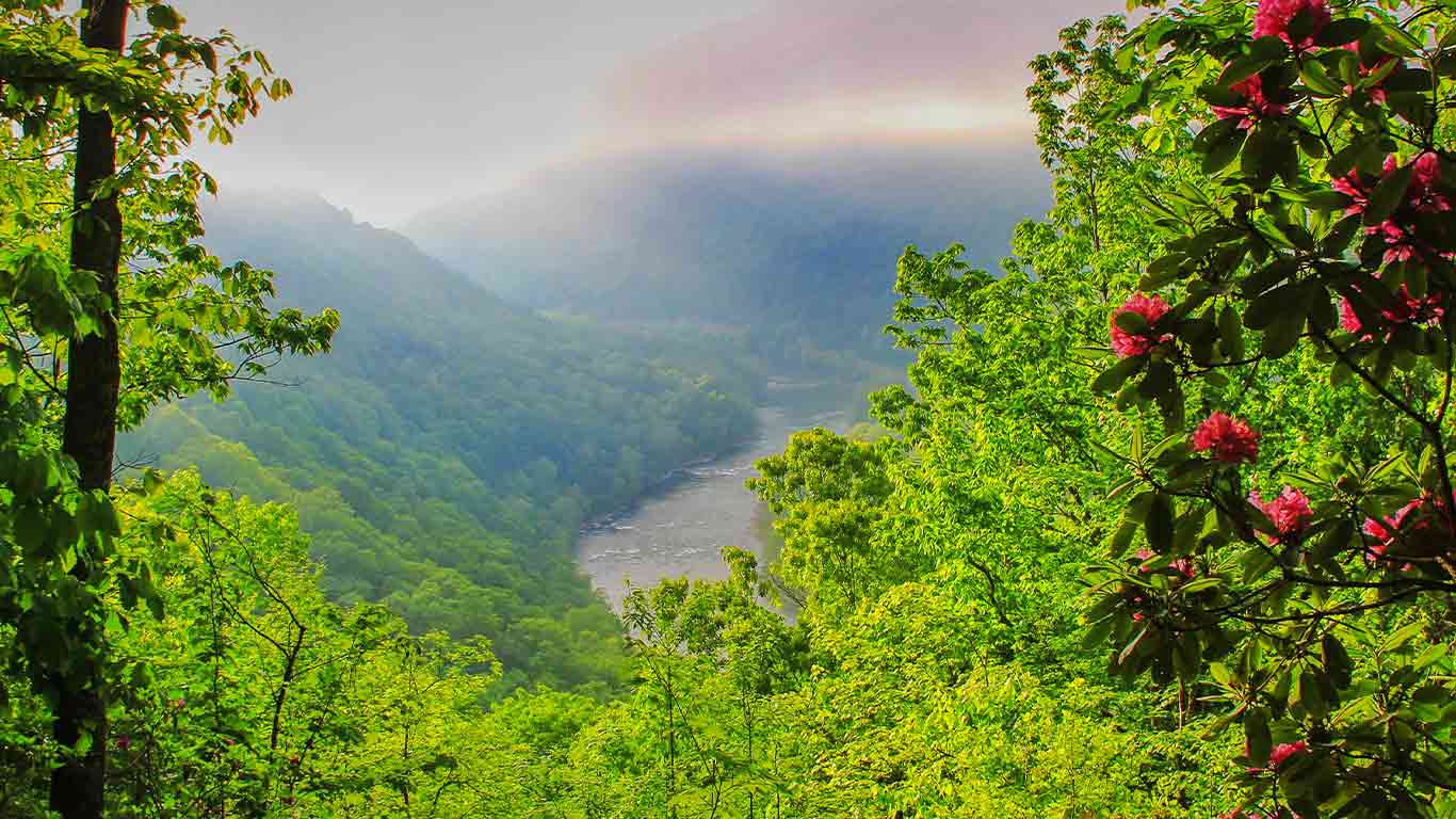 The Human History Of The NRG National Park
