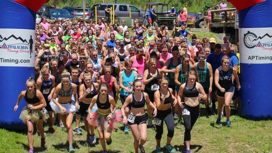 All the Gritty Details for Gritty Chix Mud Run