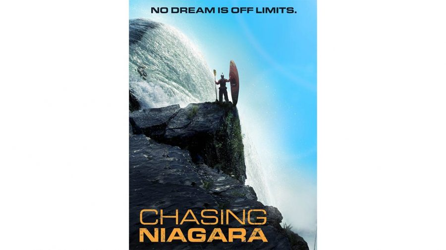 Chasing Niagra film that will be at ACE Weekend