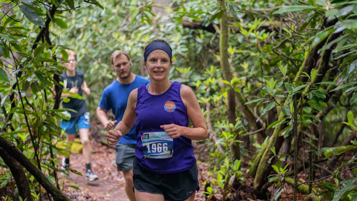 The BEST of The Gorgeous Trail Run 2021